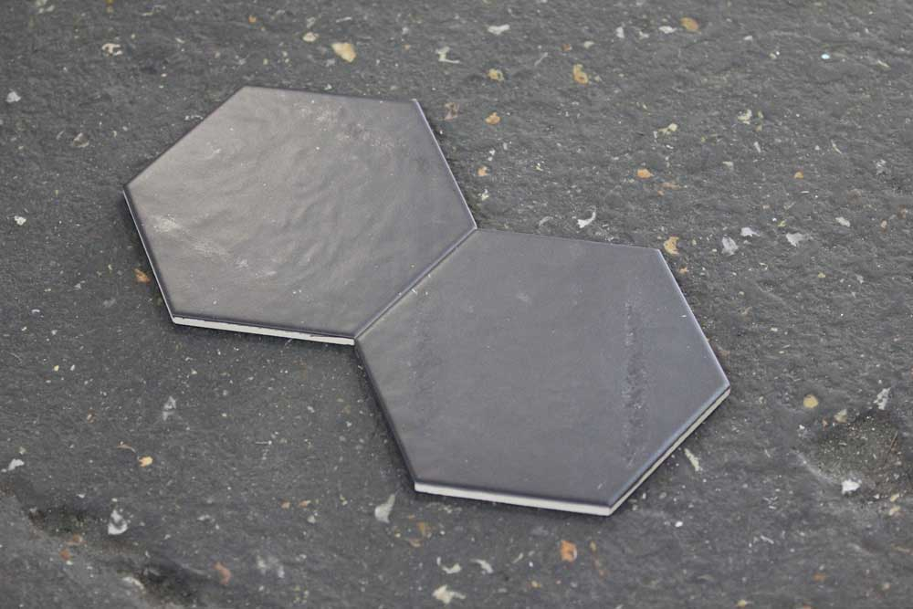 Sol aaa carrelages - Carrelage imitation tomette hexagonale ...